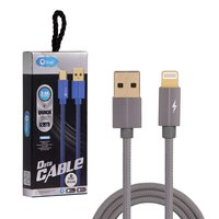 Dc-x11 2.4 Amp I Phone Fast Bluei Data Cable