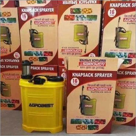 Manual Agrobest Supreme Gold SS Pump Sprayer