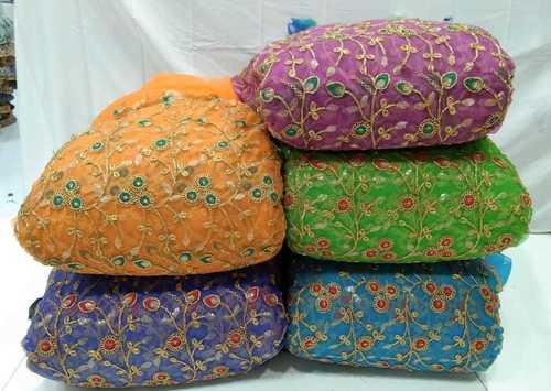 Nett Embroidery Fabrics