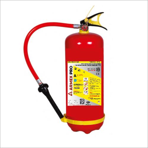 Stored Pressured Type Fire Extinguisher
