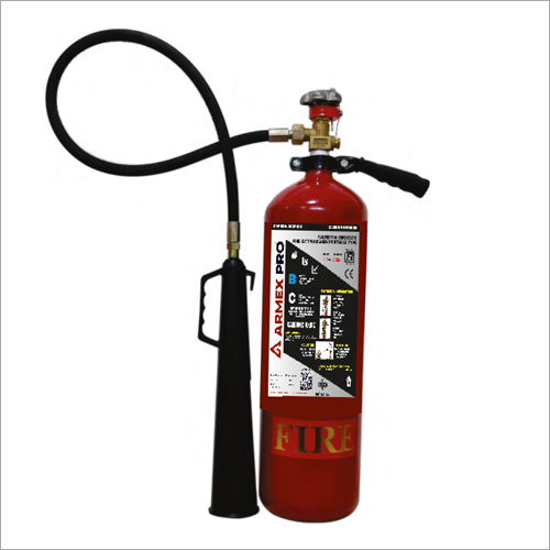 4.5 Kg Co2 Type Fire Extinguisher