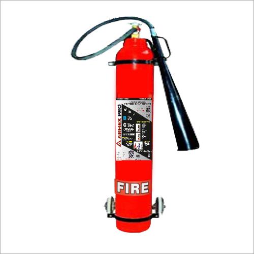 Wheeled Fire Extinguisher