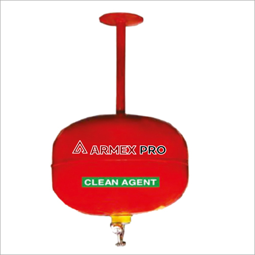 Automatic Ceiling Mounted Fire Extinguisher