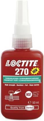 Food grade NSF 50ml Loctite Thread Locker 270