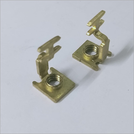 Brass Pressed Component Used In Temperature Modules