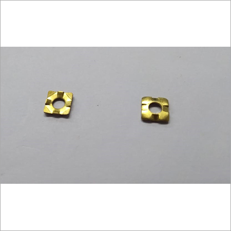 Square  Washer -brass