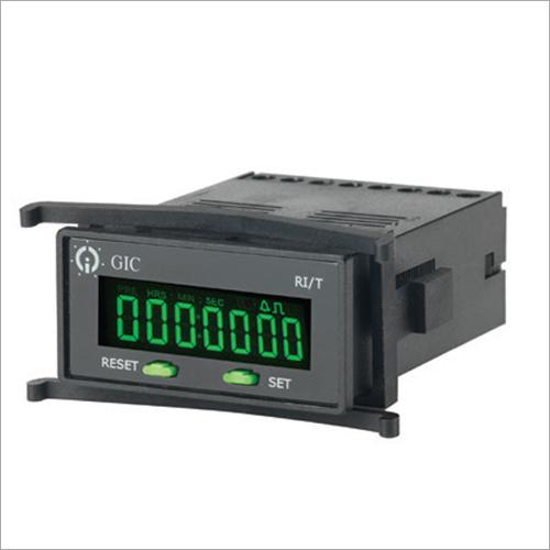 Digital Hour Meter Counter Rate Indicator And Totaliser