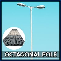 Octagonal Pole
