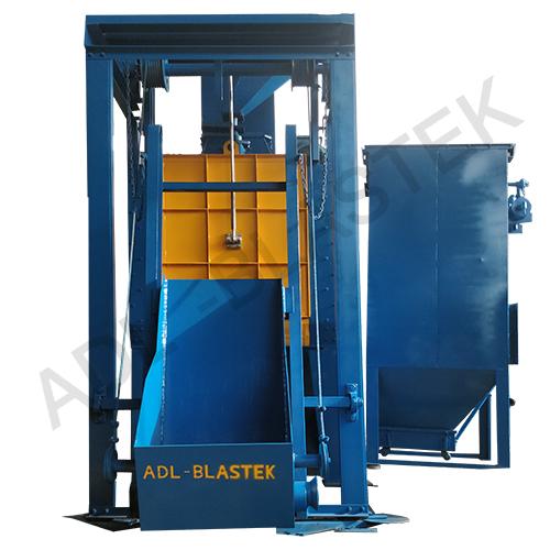 Tumblast Type Shot Peening Machine