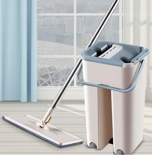 Flat Bucket Mop