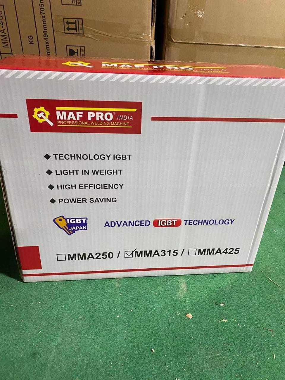 Welding Machine MAF PRO