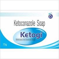75 gm Ketoconazole Medicated Anti Dandruff Soap