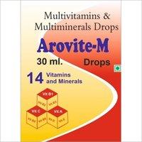 30 ml Multivitamins and Multiminerals Drop