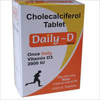 Cholecalciferol Tablets