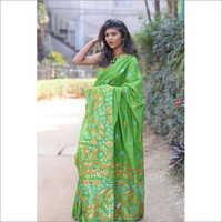 Ladies Handloom Jamdani Saree