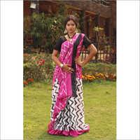 Ladies Malmal Printed Saree
