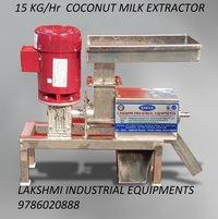 15Kg Coconut Milk Extractor