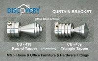 Aluminium Curtain Bracket