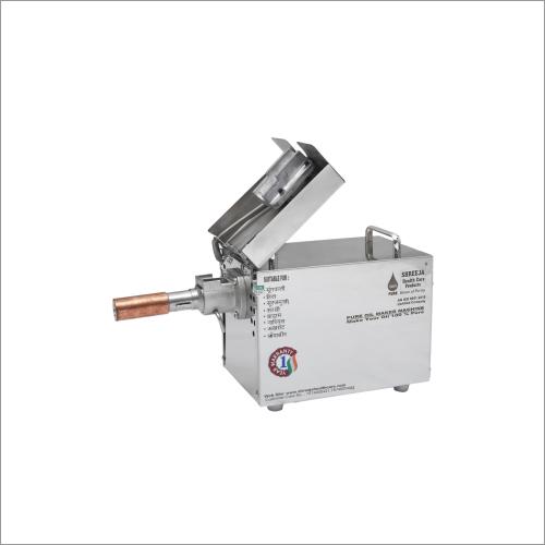 400 W Screw Press Oil Machine