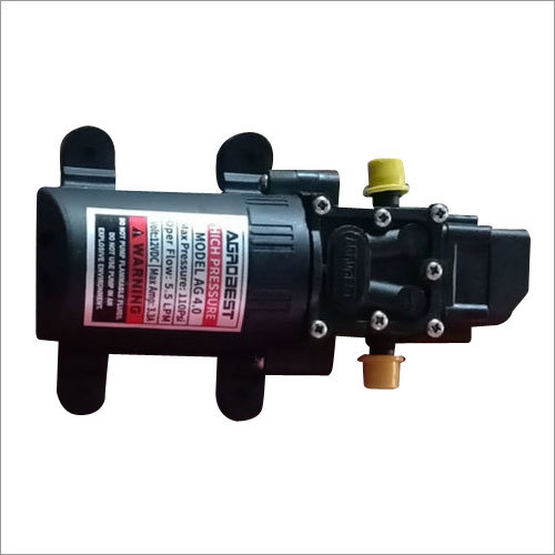 4.0 LPM Pump