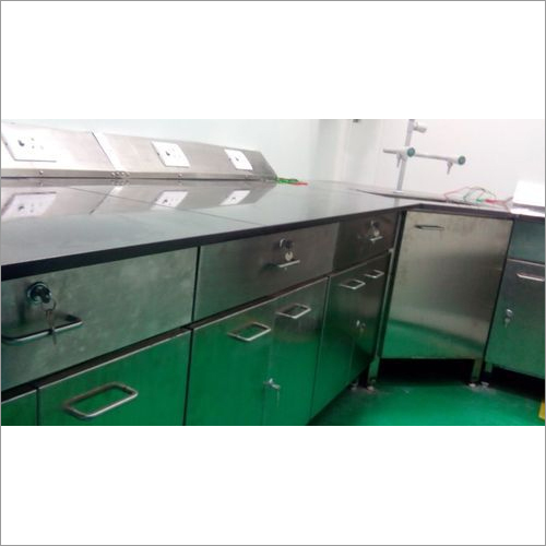 S.S. Laboratory Furniture