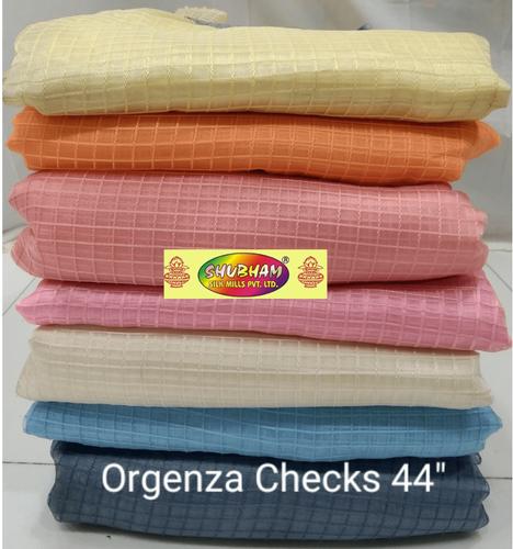 Organza Checks