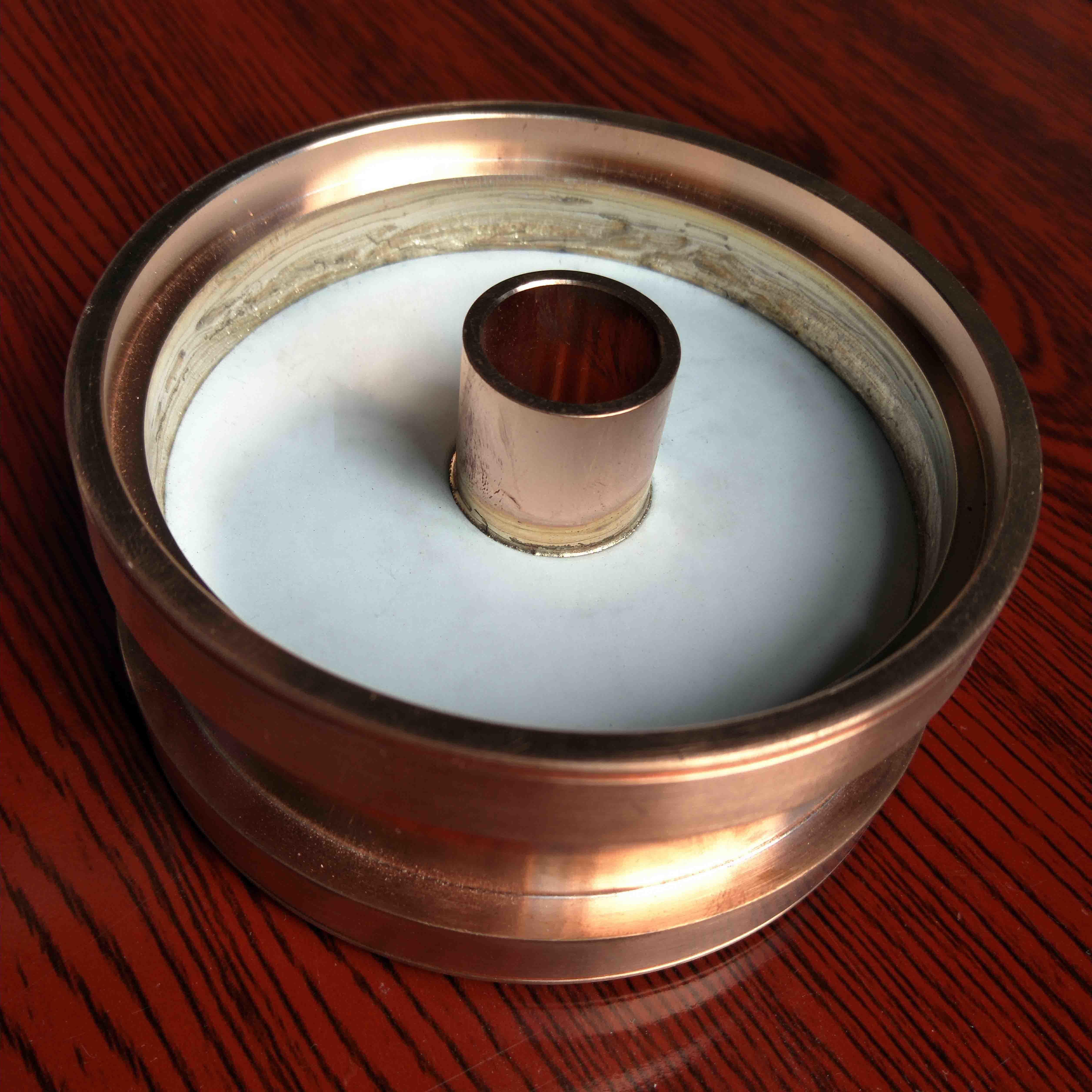 Vacuum Metallized Alumina Ceramics by SGJ-International (Shaanxi Sgj International Co., Ltd.)