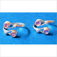 Designer Toe Ring