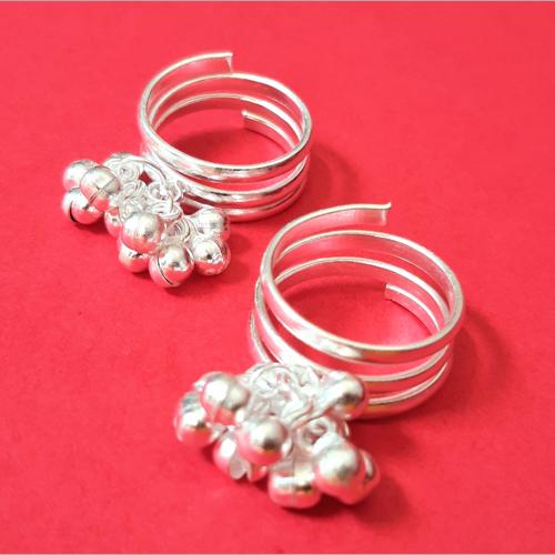 Ladies Fancy Toe Ring