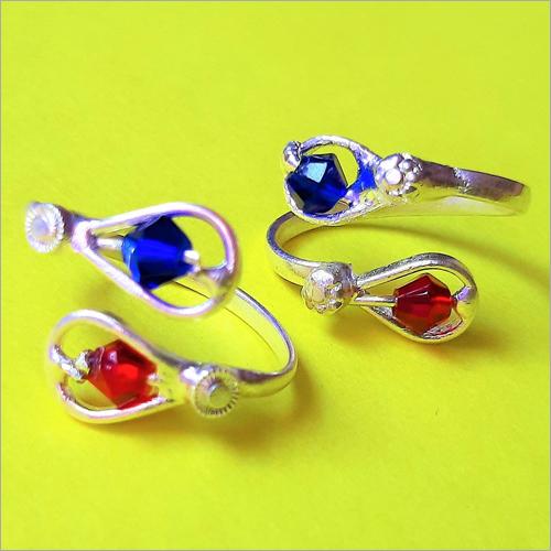 Ladies Modern Toe Ring