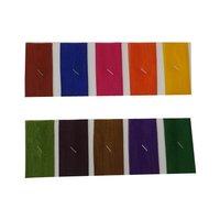 Metallic Tissue Fabric