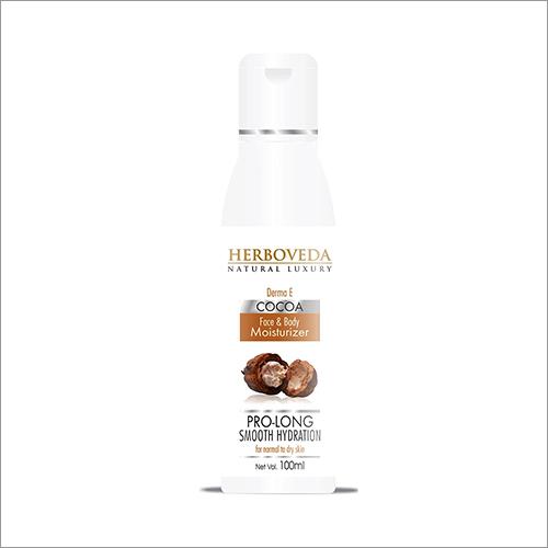 100 ML Cocoa Face And Body Moisturizer