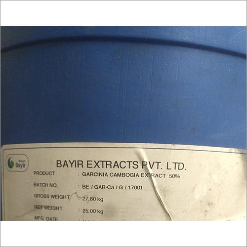 Garcinia Cambogia Extract 50% Powder