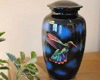 Hummingbird Funeral Cremation Urn