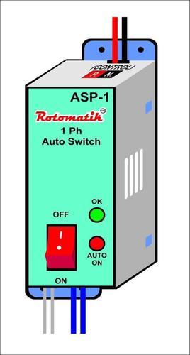 1Ph Auto Switch mini type