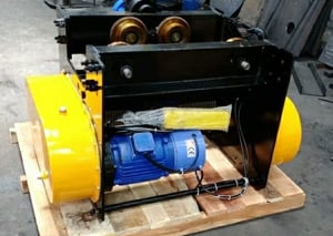 3Ton Electric Wire Rope Hoist