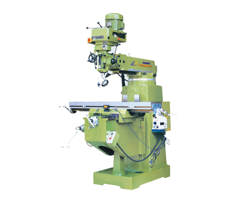 High Precision Metel Universal Vertical Turret Milling Machine