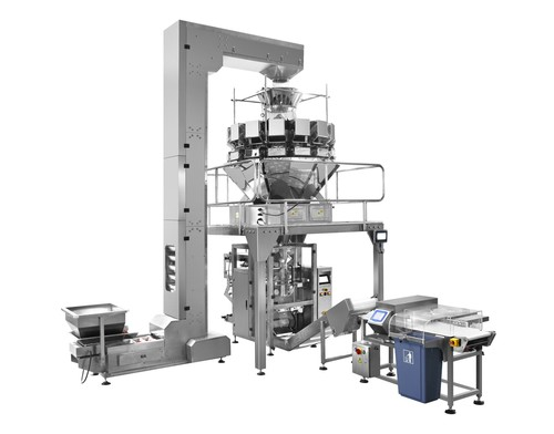 1Kg 5Kg Fully Automatic Rice Sugar Packing Machine
