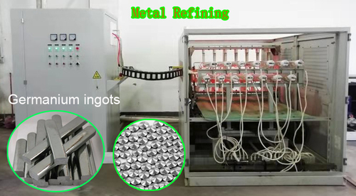 Germanium Ingots Purification Equipment