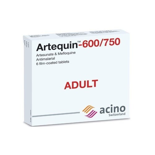 Artesunate & Mefloquine Tablets Kit