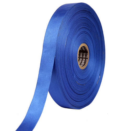 Double Satin NR – Blue Ribbons 25mm/1''inch 20mtr Length