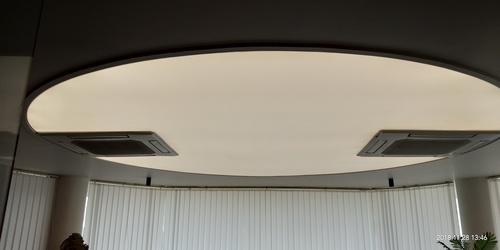 Stretech Ceiling Translucent