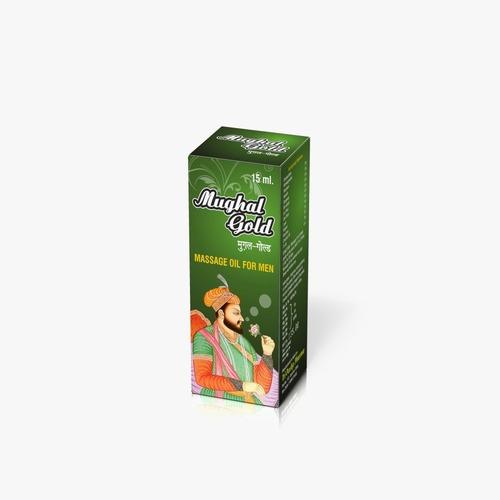 Mugal Gold Massage Oil For Men