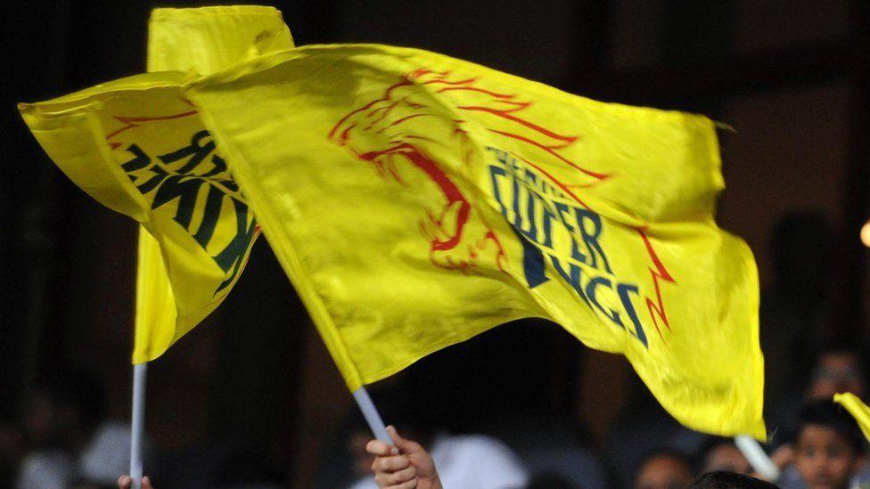 Indian Premier League's Flags