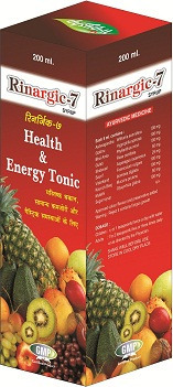 Health & Energy Tonic
