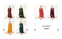 RASHMI Tussar Silk Salawar Suits