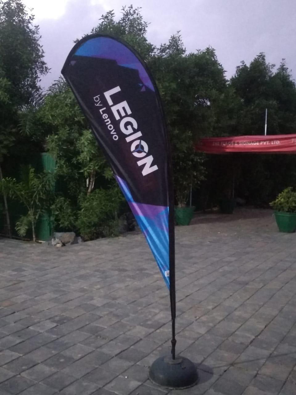 Tear Beach Flag