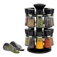 Jar spice rack