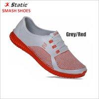Grey Red Virat