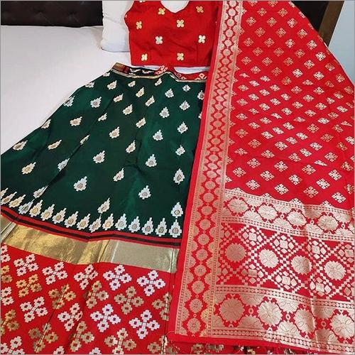 Ladies Banarasi Lehenga